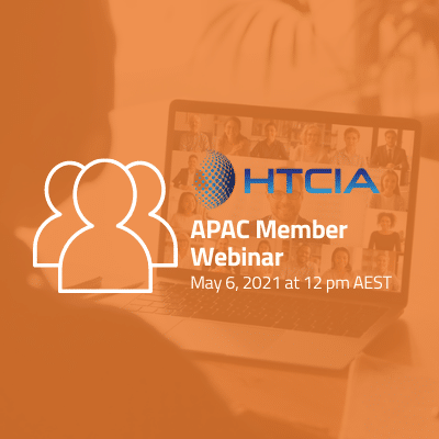 HTCIA APAC Member Webinar